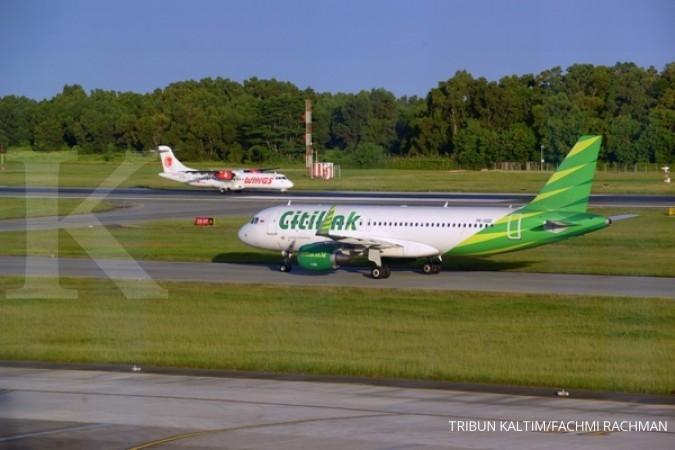 Citilink raup Rp 7,26 miliar di Garuda Travel Fair