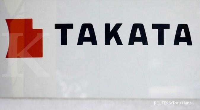 Produsen airbag Takata akan ajukan kebangkrutan