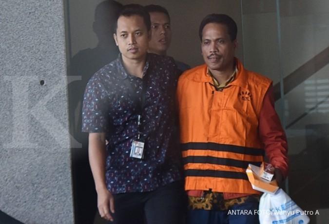 KPK periksa 3 tersangka kasus suap Kejati Bengkulu