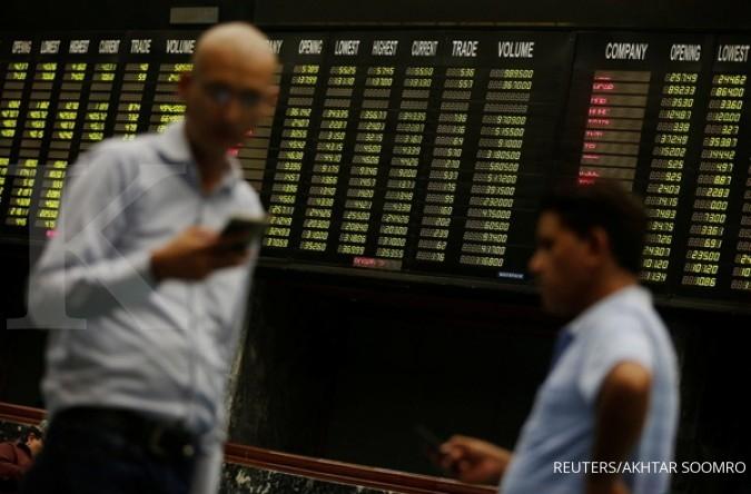 Bursa Asia kompak menghijau