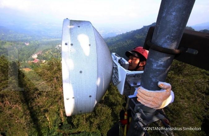 Protelindo menyetel ulang utang