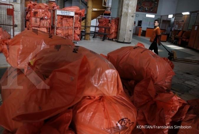 Gandeng e-commerce, Pos Indonesia tumbuh 130%