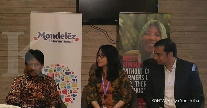 Mondelez rangkul 25.000 petani lewat Cacao Life