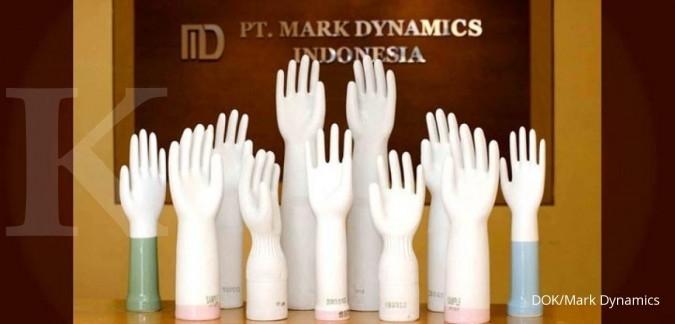 MARK MARK prediksi penjualan sarung tangan kesehat melonjak akibat virus corona