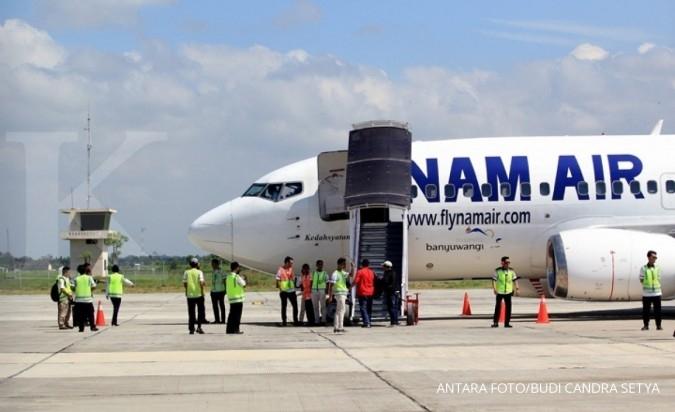 Nam Air buka rute Jakarta-Banyuwangi