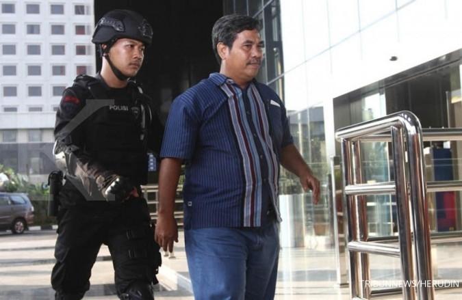 Pejabat PU dan 3 pimpinan DPRD Mojokerto tersangka