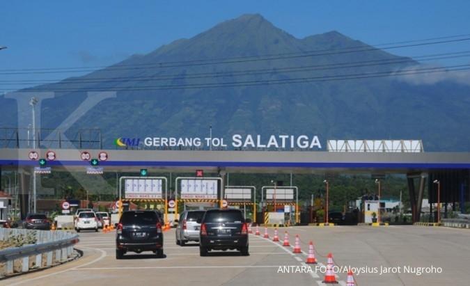 Mana saja Tol Trans-Jawa yang gratis selama mudik?