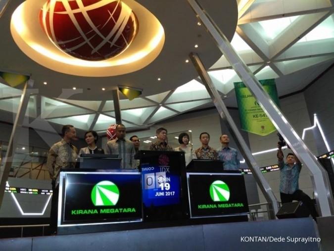 KMTR Tahun 2018, laba Kirana Megatara (KMTR) terjun bebas 99,7% jadi Rp 1,58 miliar