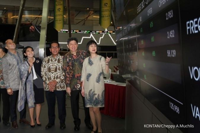 Kirana Megatara (KMTR) bukukan rugi bersih Rp 22,74 miliar di kuartal I