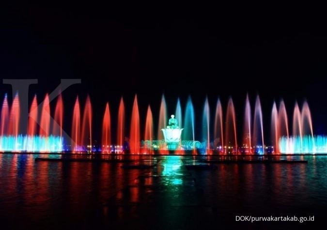 Ini wisata Purwakarta yang datangkan 4 juta turis