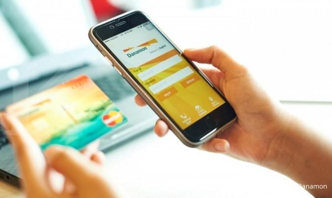 Danamon luncurkan aplikasi pembayaran kartu kredit