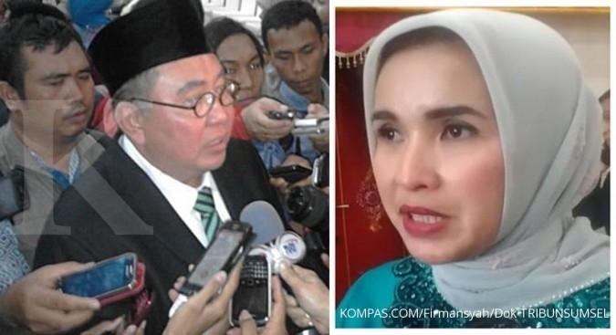 KPK tetapkan Gubernur Bengkulu dan istri tersangka