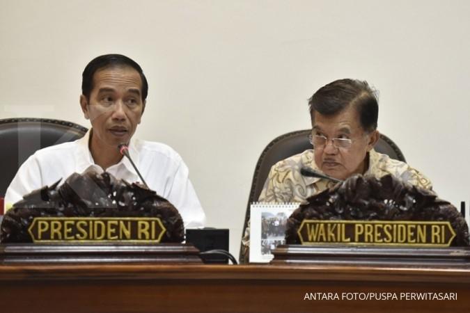 Istana bantah isu kenaikan gaji Jokowi dan JK