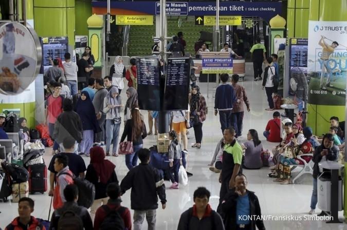 KAI tambah 5 kereta api Jakarta-Bandung
