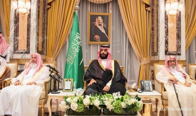 Cerita tentang intrik pangeran muda Arab Saudi