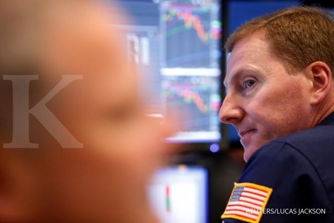 Sektor energi sokong Wall Street ke ke zona hijau