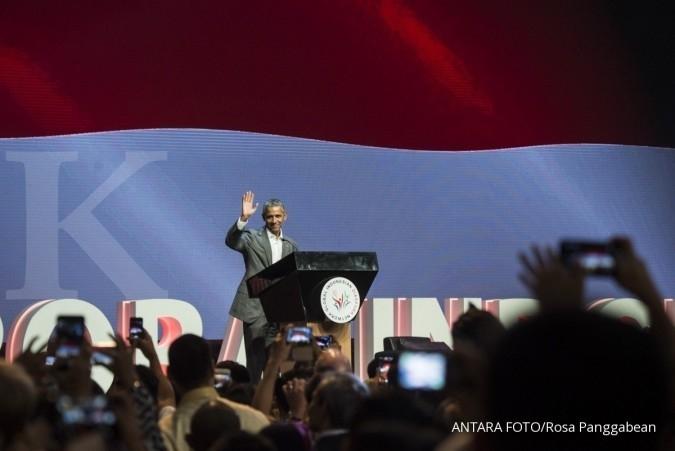 Tinggalkan Jakarta, Obama langsung ke Korsel