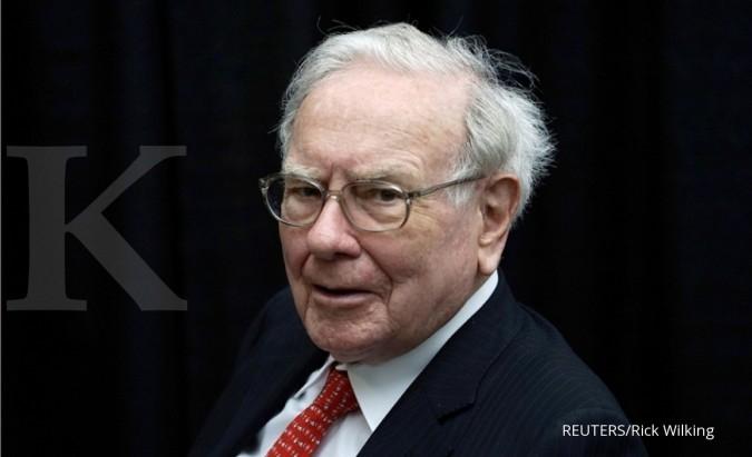 Rahasia sukses Buffett: Optimisme