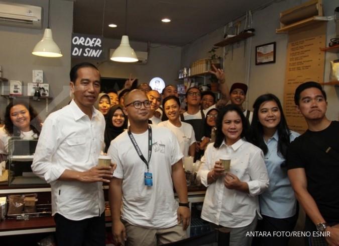 Menyedot kopi susu tetangga kesukaan Pak Jokowi
