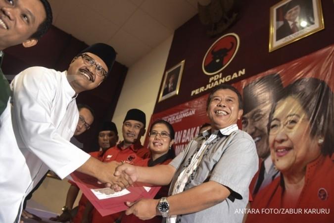 PDIP resmi usung Saifullah Yusuf di Pilgub Jatim