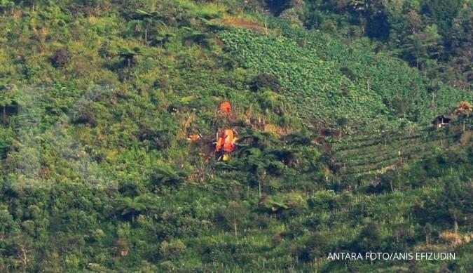 Korban tewas heli diidentifikasi di RS Bhayangkara