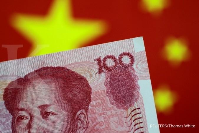 Lagi-lagi, China kerek kepemilikan surat utang AS