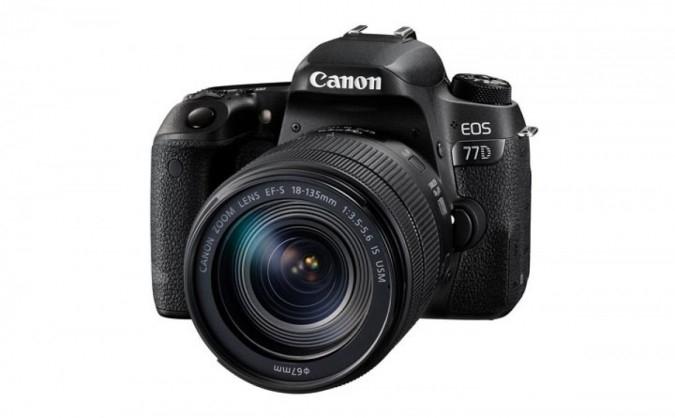 Canon EOS 77D dan EOS 800D hadir di Indonesia