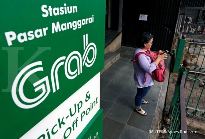 Grab dapat suntikan US$ 2M dari DiDi dan Softbank