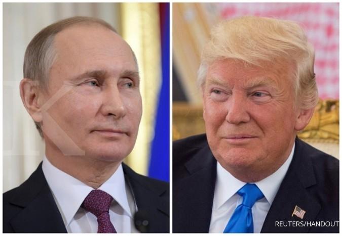 Terkuak, anak Trump temui Rusia soal Clinton