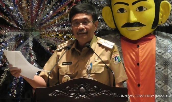 Alasan Djarot ganti Wali Kota Jakarta Utara