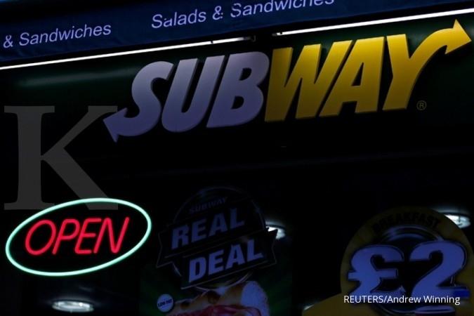 Subway ekspansi ke Inggris dan Irlandia