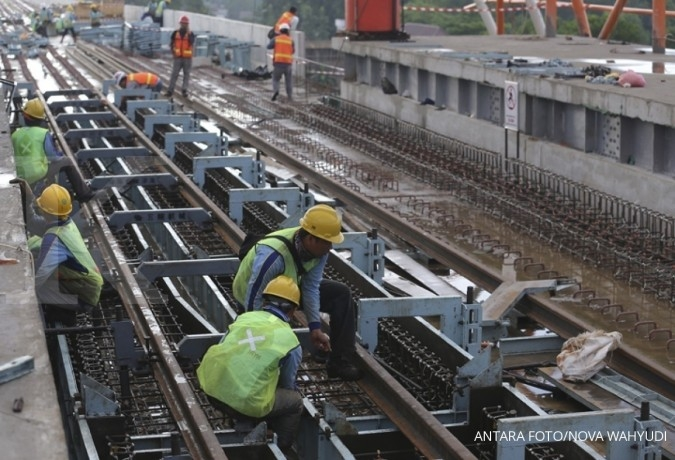 LRT Palembang enable tourists to enjoy attractions