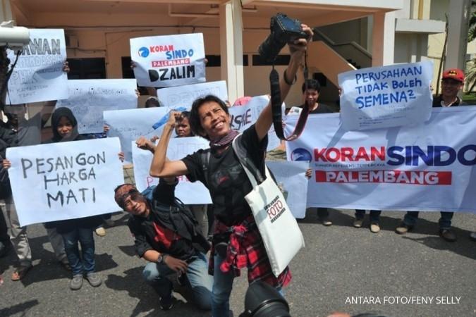 Kadin minta Jokowi revisi aturan pesangon