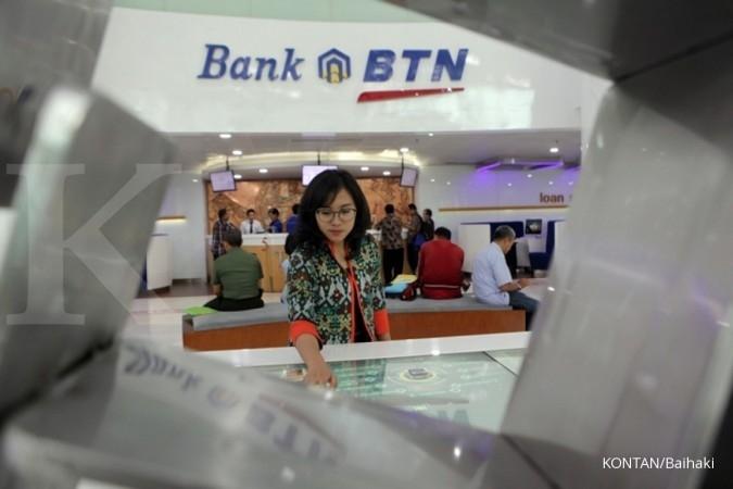 BTN prediksi kredit 2018 tumbuh 19% hingga 20%