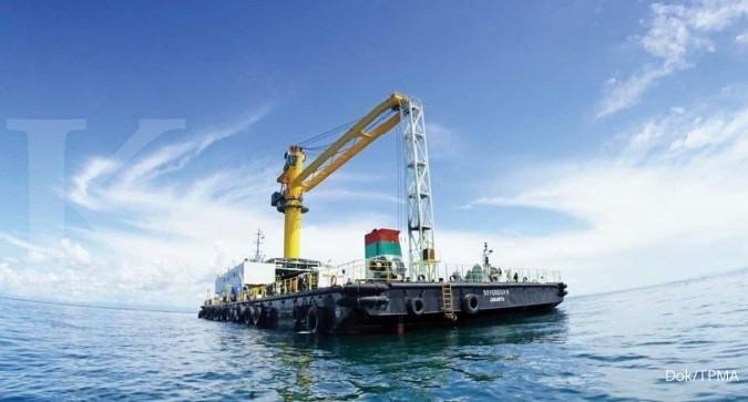 TPMA Trans Power Marine (TPMA) anggarkan alokasi capex US$ 10 juta
