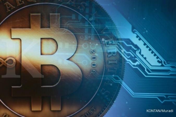 China akan larang perdagangan bitcoin