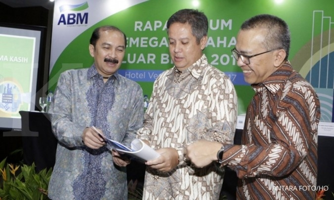 ABMM ABM Investama tambah modal bisnis kontraktor