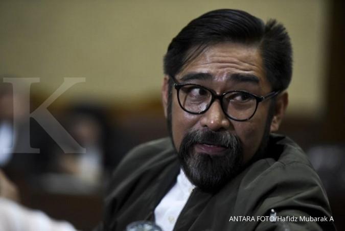 Choel Mallarangeng dieksekusi ke Lapas Sukamiskin