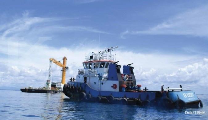 TPMA Trans Power Marine (TPMA) alami peningkatan permintaan 10% di awal tahun ini