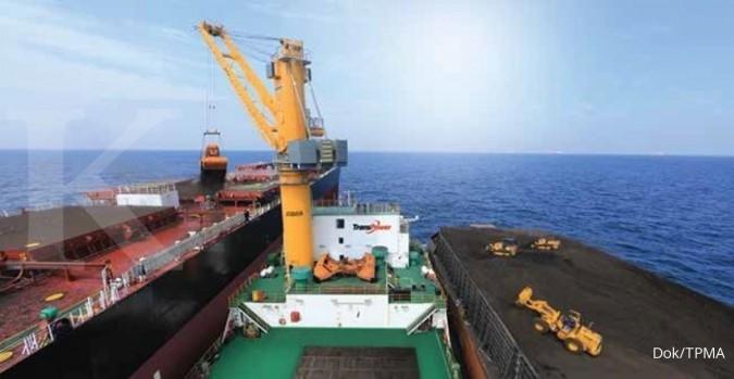 TPMA TPMA memilih berlayar angkut batubara