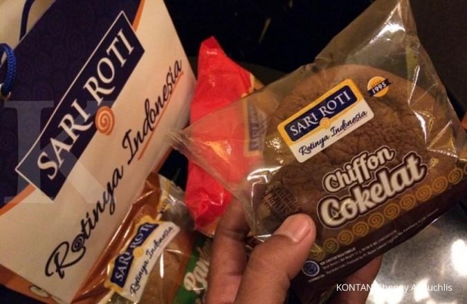 Adonan resep kenaikan 15% ala Sari Roti