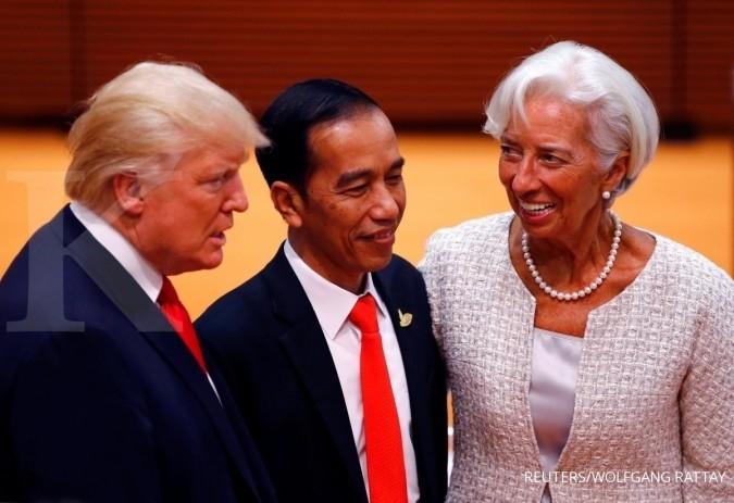IMF ragu tax ratio Indonesia bisa tumbuh 5%