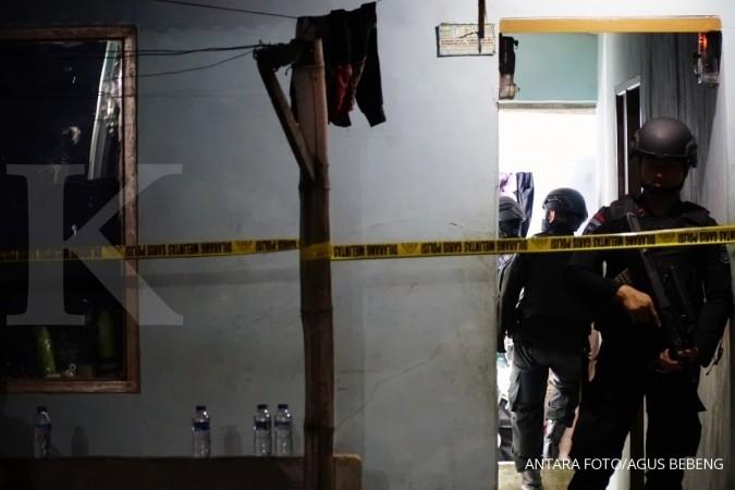 Terduga teroris di Jatinangor biasa jualan madu