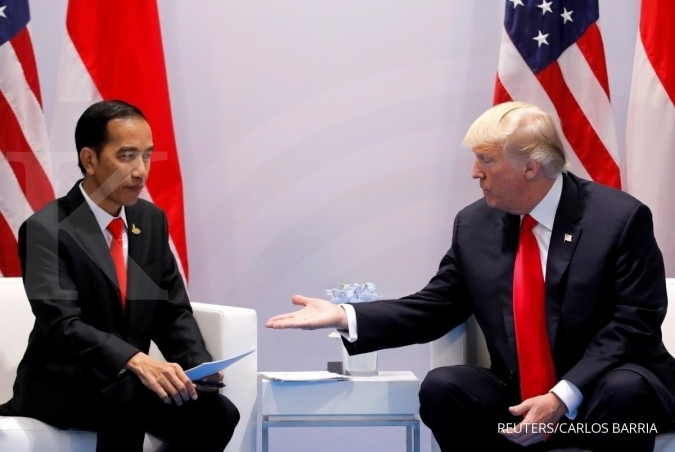 Jokowi bertemu PM Belanda hingga pengusaha Jerman