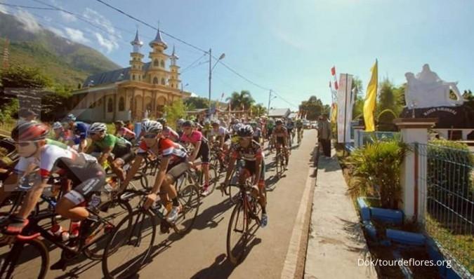 Kempar gelar Tour de Prambanan bagi pesepeda
