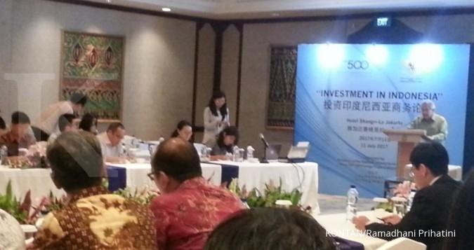Pengusaha asal China kumpul di Jakarta