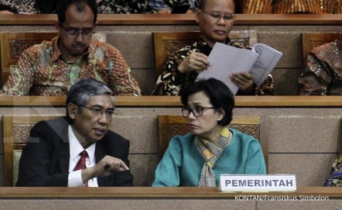 Sri Mulyani concerns over low tax-to-GDP ratio