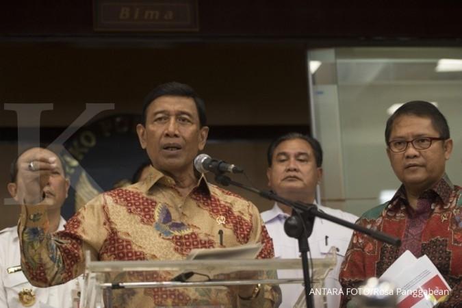 Dua isu miring yang mengusik Wiranto