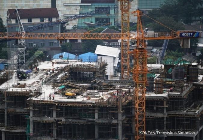 Lima konstruksi swasta raih kontrak baru Rp 14,7 T