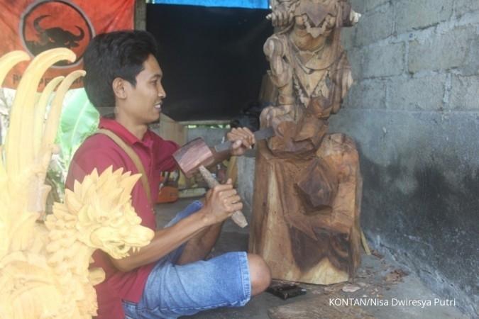 Realisasi penyaluran KUR di Bali baru 56%